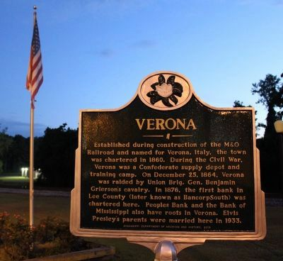 Verona Marker image. Click for full size.