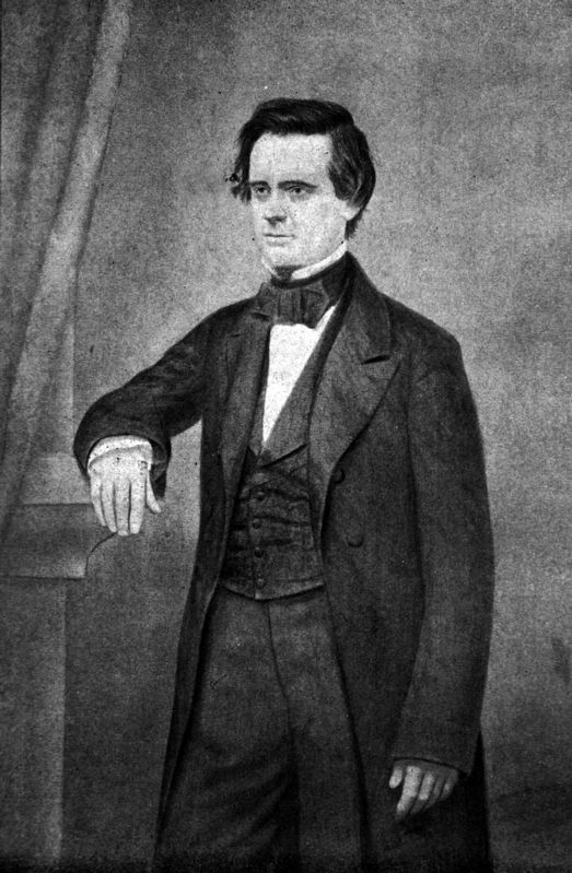 Dr. J. Marion Sims<br>1857 image. Click for full size.
