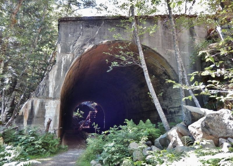 East Tunnel Portal image. Click for full size.