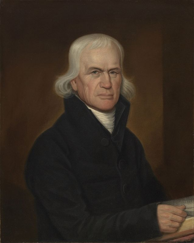 Bishop Francis Asbury image. Click for full size.