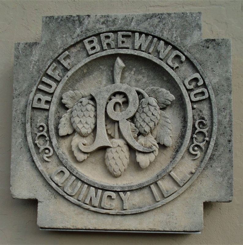 Ruff Brewing Company Emblem image. Click for full size.