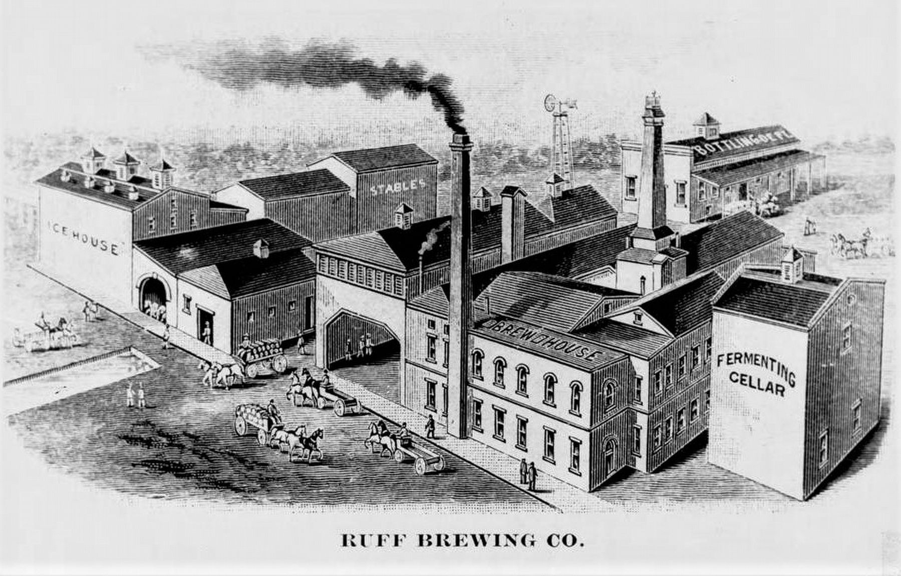 Ruff Brewing Company image. Click for full size.