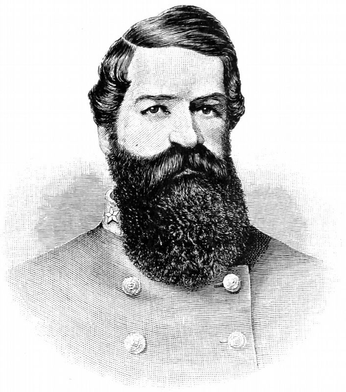 Brigadier-General Turner Ashby, C.S.A. image. Click for full size.
