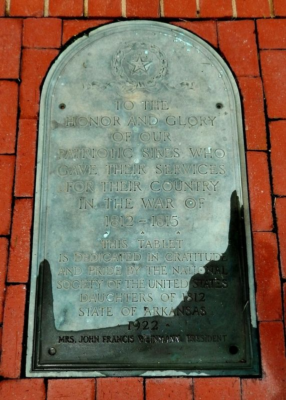 War of 1812 Memorial image. Click for full size.