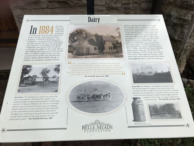 Dairy Marker image. Click for full size.