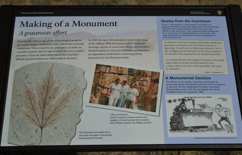Making of a Monument image. Click for full size.