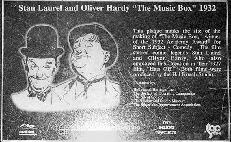 The Music Box Marker image. Click for full size.