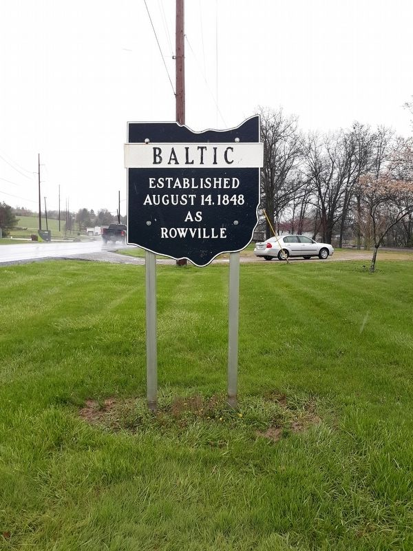 Baltic Marker image. Click for full size.