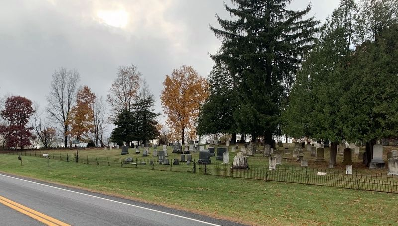 Friends Cemetery at Rayville image. Click for full size.