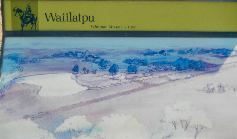 Waiilatpu image. Click for full size.