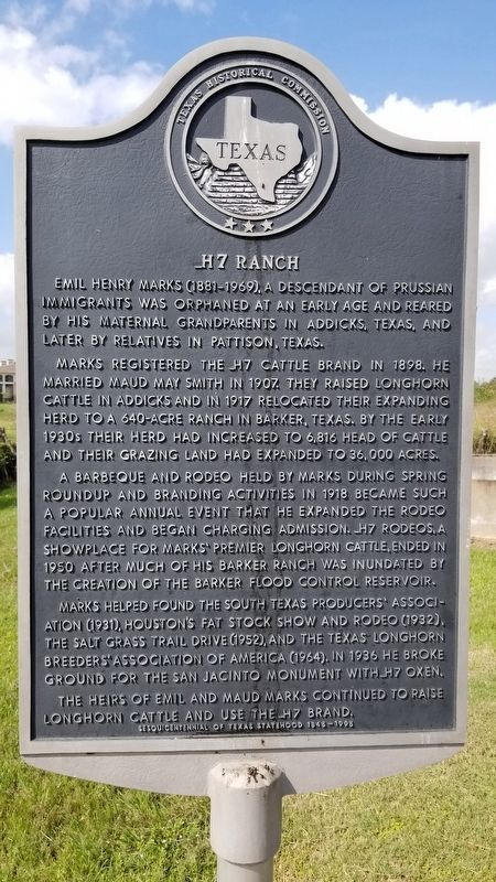 LH7 Ranch Marker image. Click for full size.