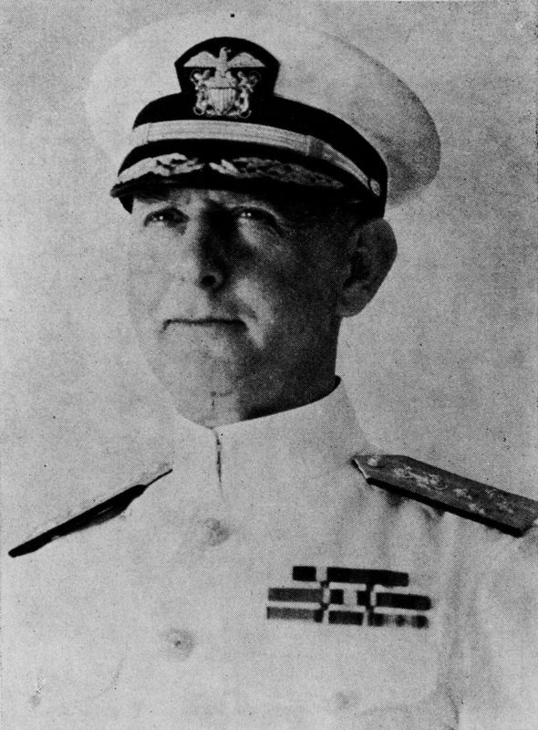 Admiral Claude Charles Bloch image. Click for full size.