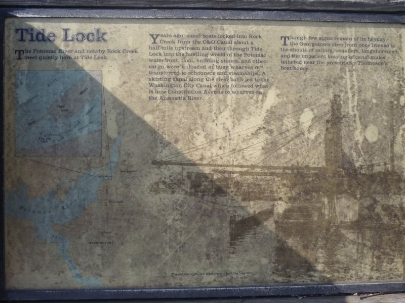 Tide Lock Marker image. Click for full size.