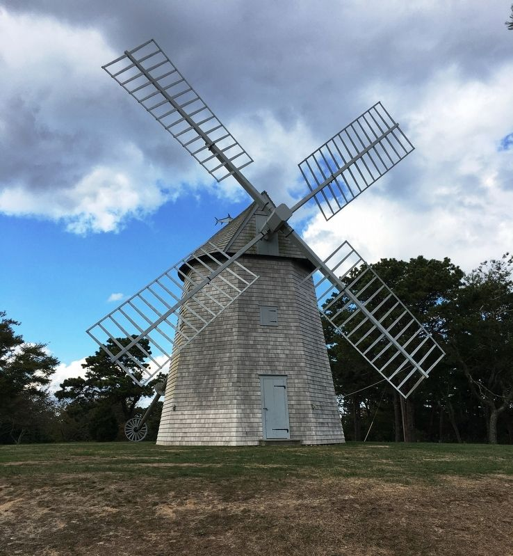 The Godfrey Windmill image. Click for full size.