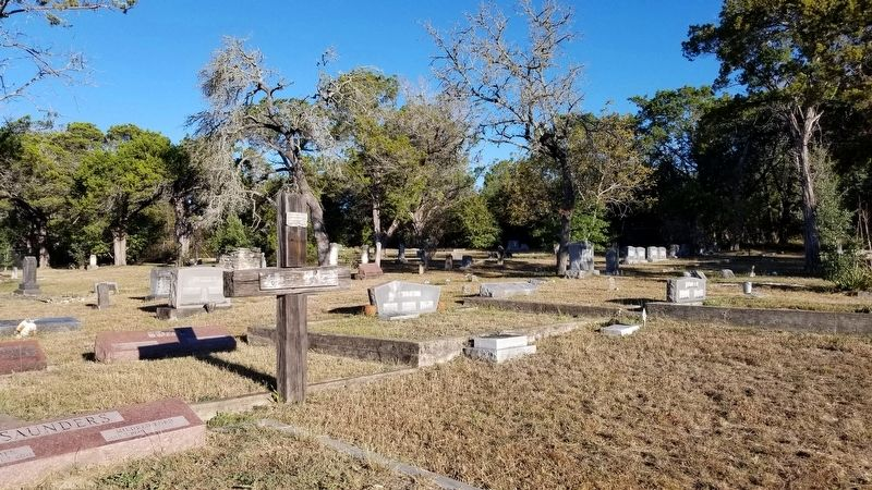 Turtle Creek Cemetery image. Click for full size.