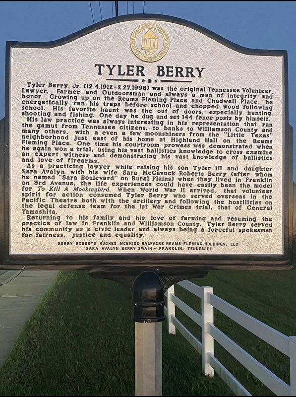 Tyler Berry image. Click for full size.