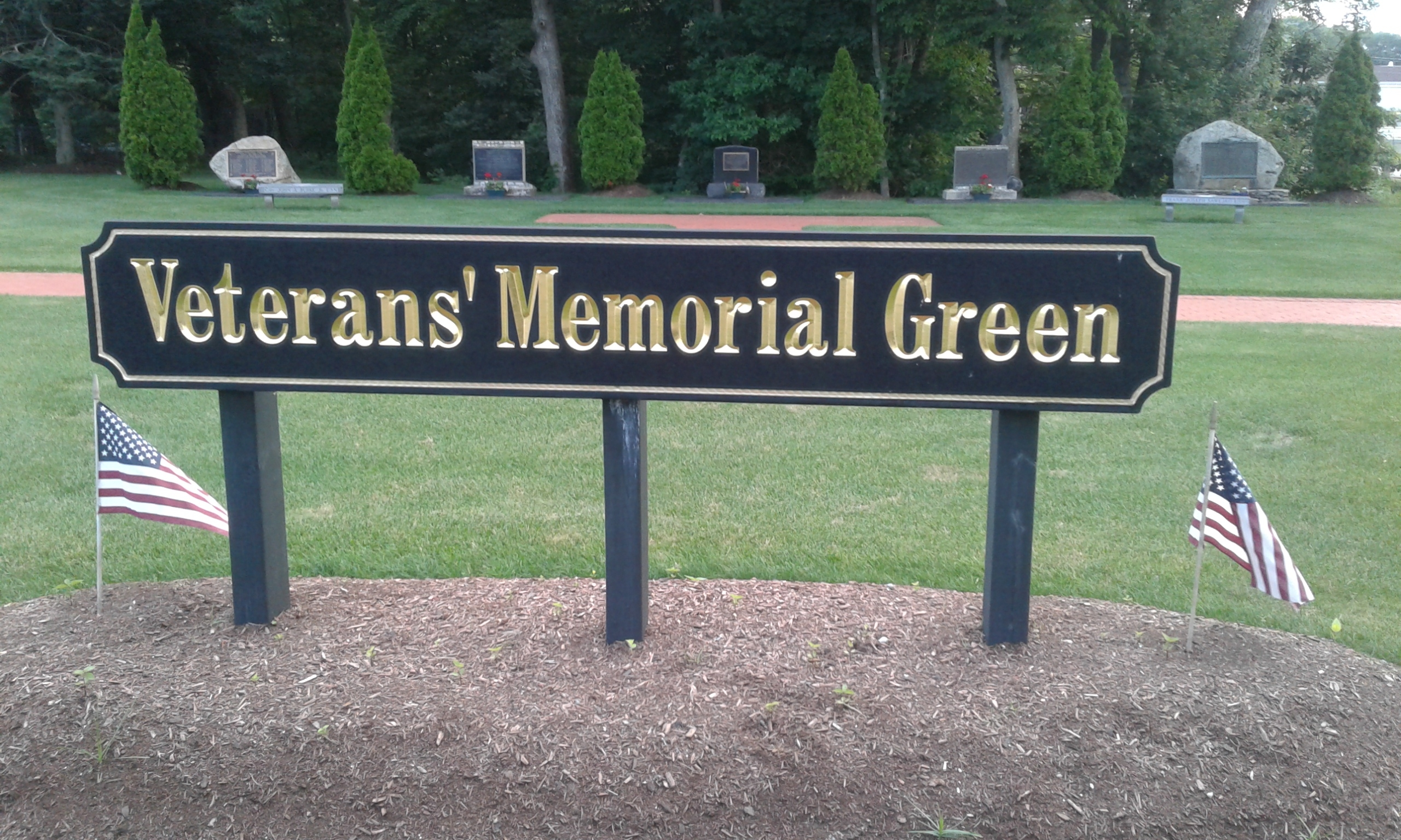 Veterans Memorial Green