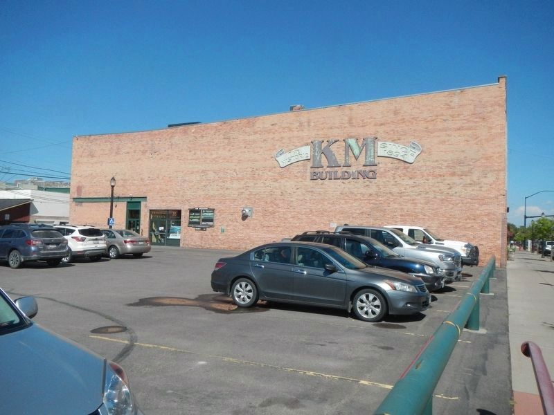 The KM Building image. Click for full size.
