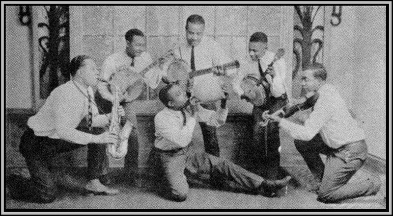 The Dixieland Jug Blowers image. Click for full size.