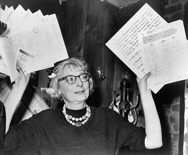 Jane Jacobs image. Click for full size.