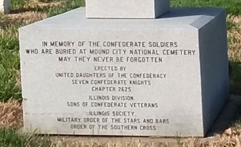 Confederate Veterans Memorial image. Click for full size.