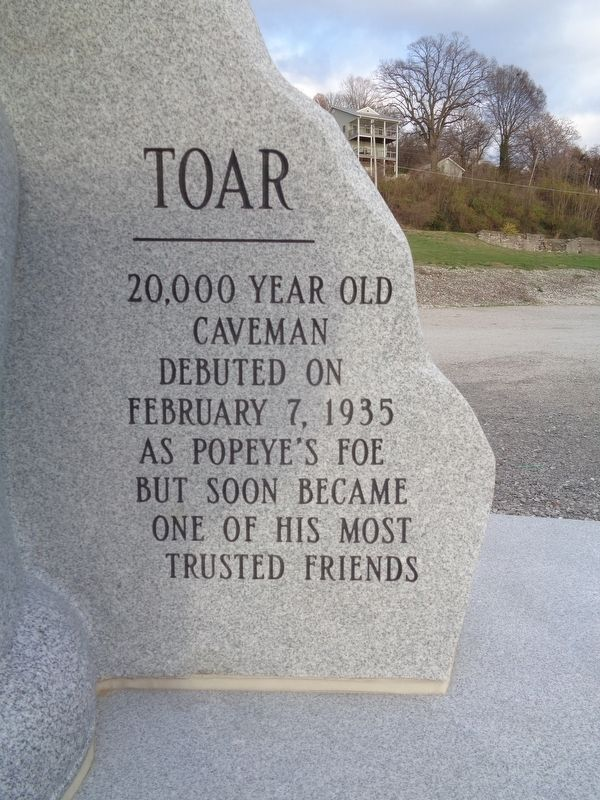 Toar Marker image. Click for full size.