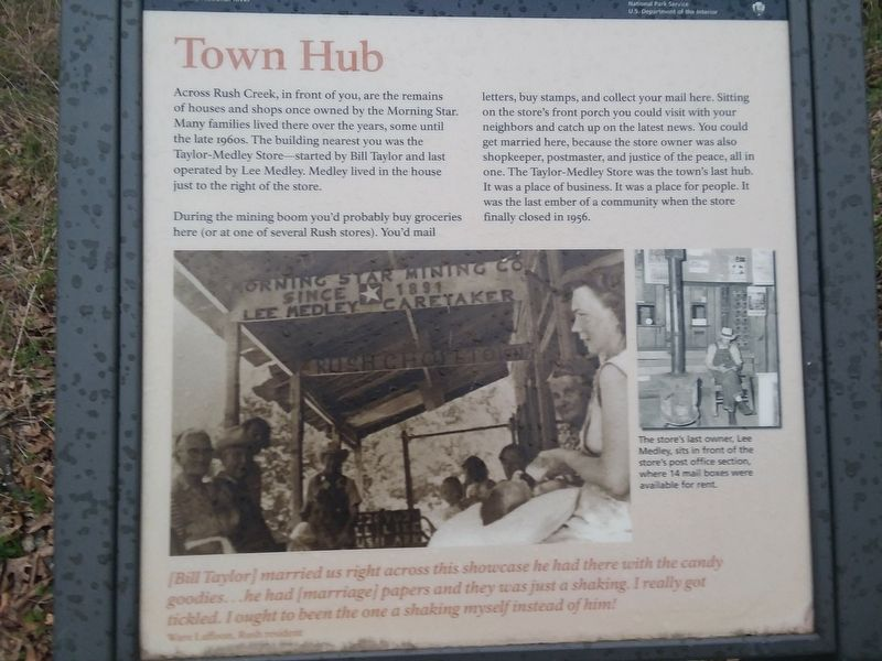 Town Hub Marker image. Click for full size.