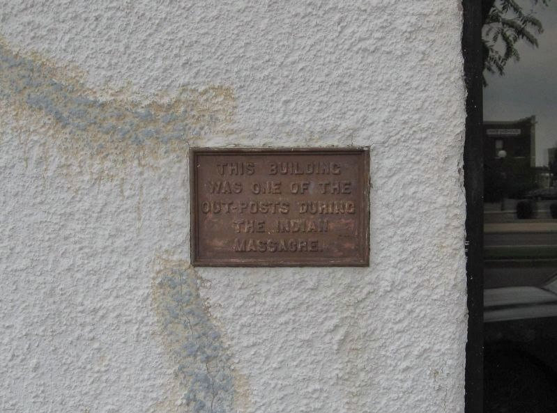 Forster Building Plaque image. Click for full size.