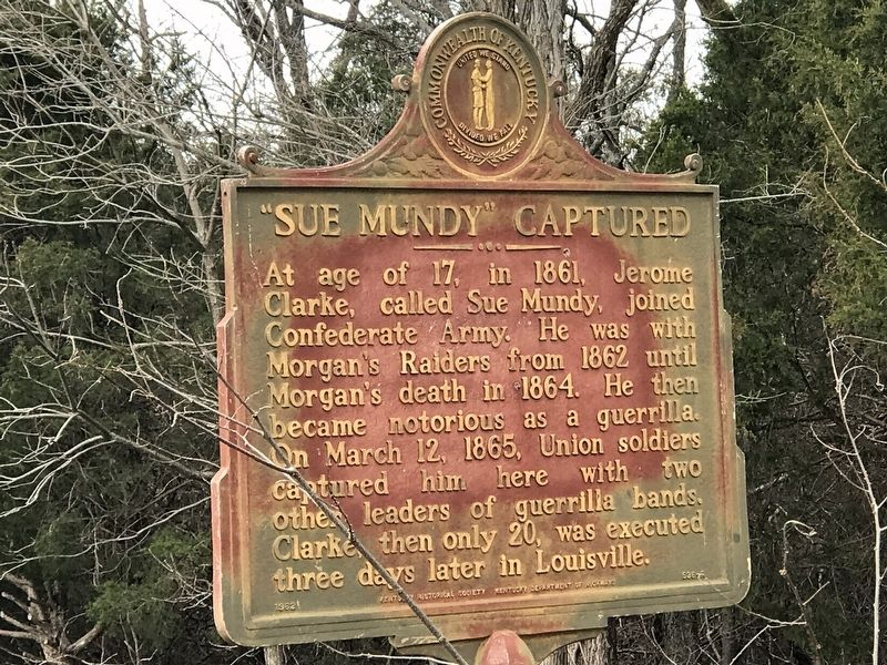 """Sue Mundy"" Captured Marker image. Click for full size."