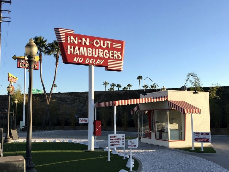 In-N-Out Burger Replica image. Click for full size.