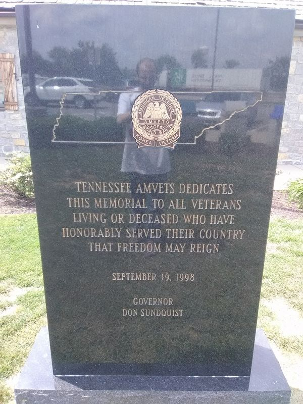 AMVETS Memorial image. Click for full size.