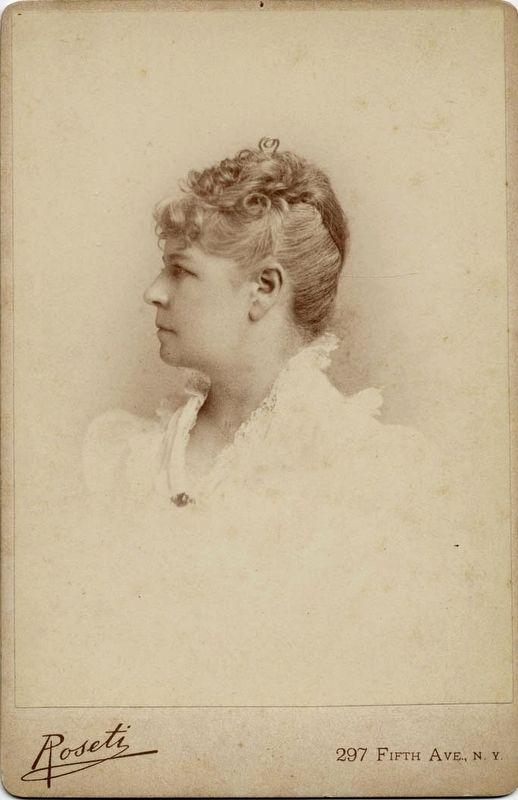Ina Coolbrith image. Click for full size.