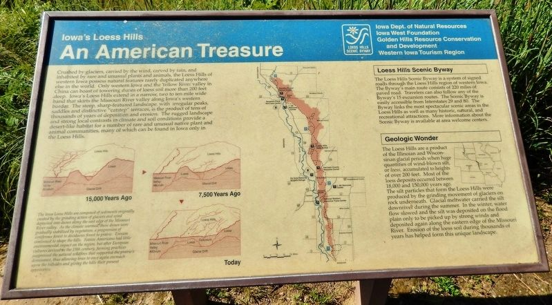 An American Treasure Marker image. Click for full size.
