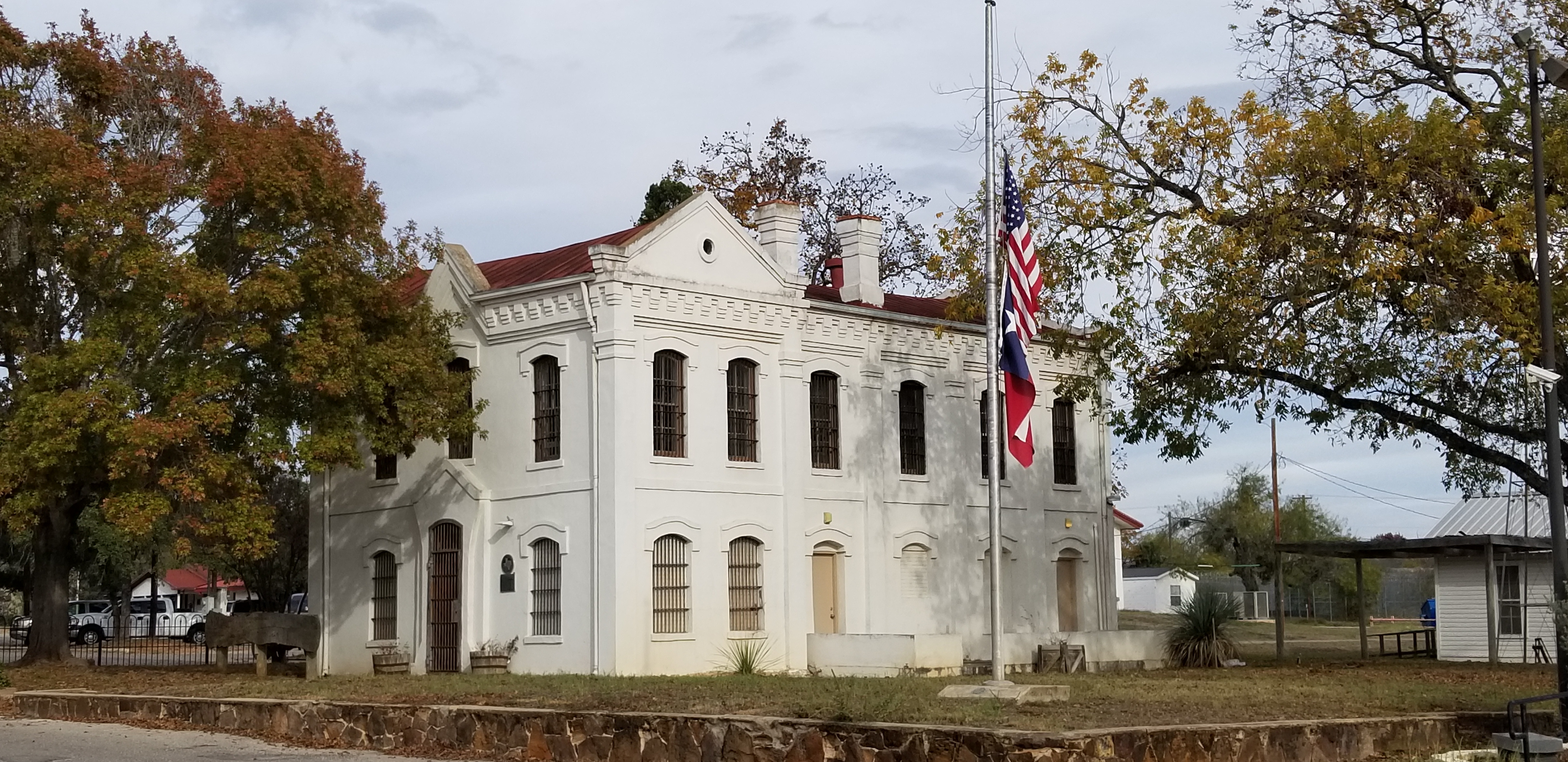 Old Frio County Jail