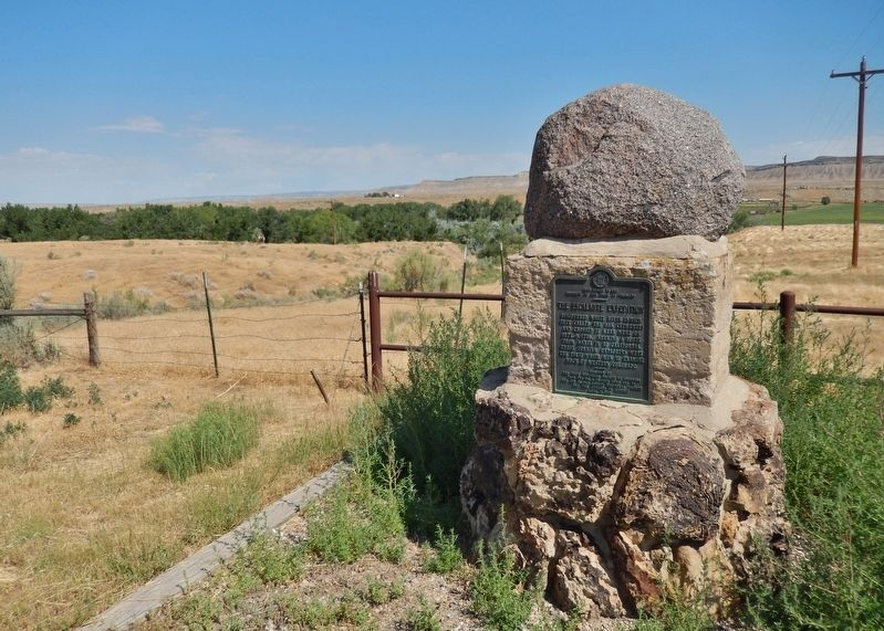 The Escalante Expedition Marker image. Click for full size.