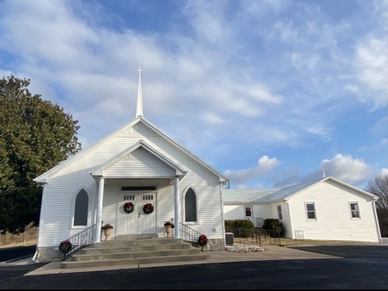 Mount Carmel Cumberland Presbyterian Church image. Click for full size.