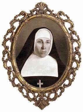 Léocadie Bourgeois 1831-1858 Founder of the Sisters of the Assumption of the Blessed Virgin image. Click for full size.
