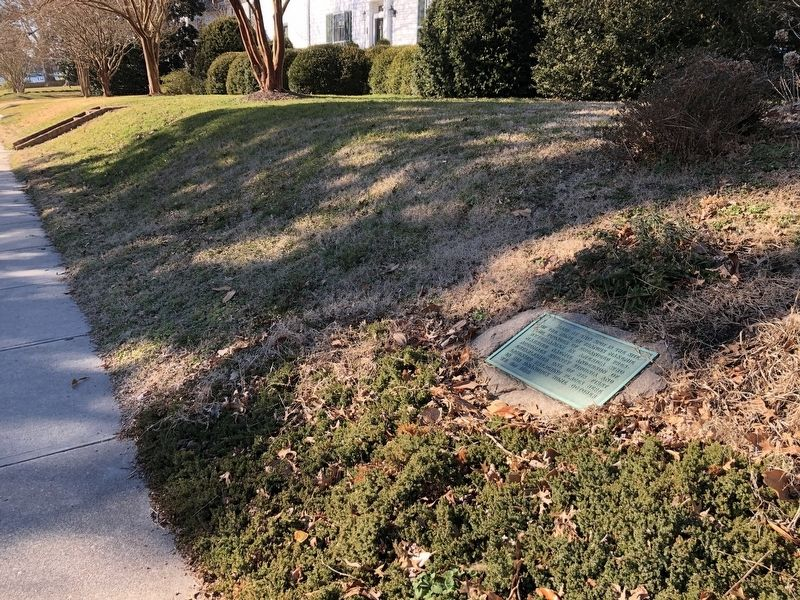 Site of the Home of Francis Makemie Marker image. Click for full size.