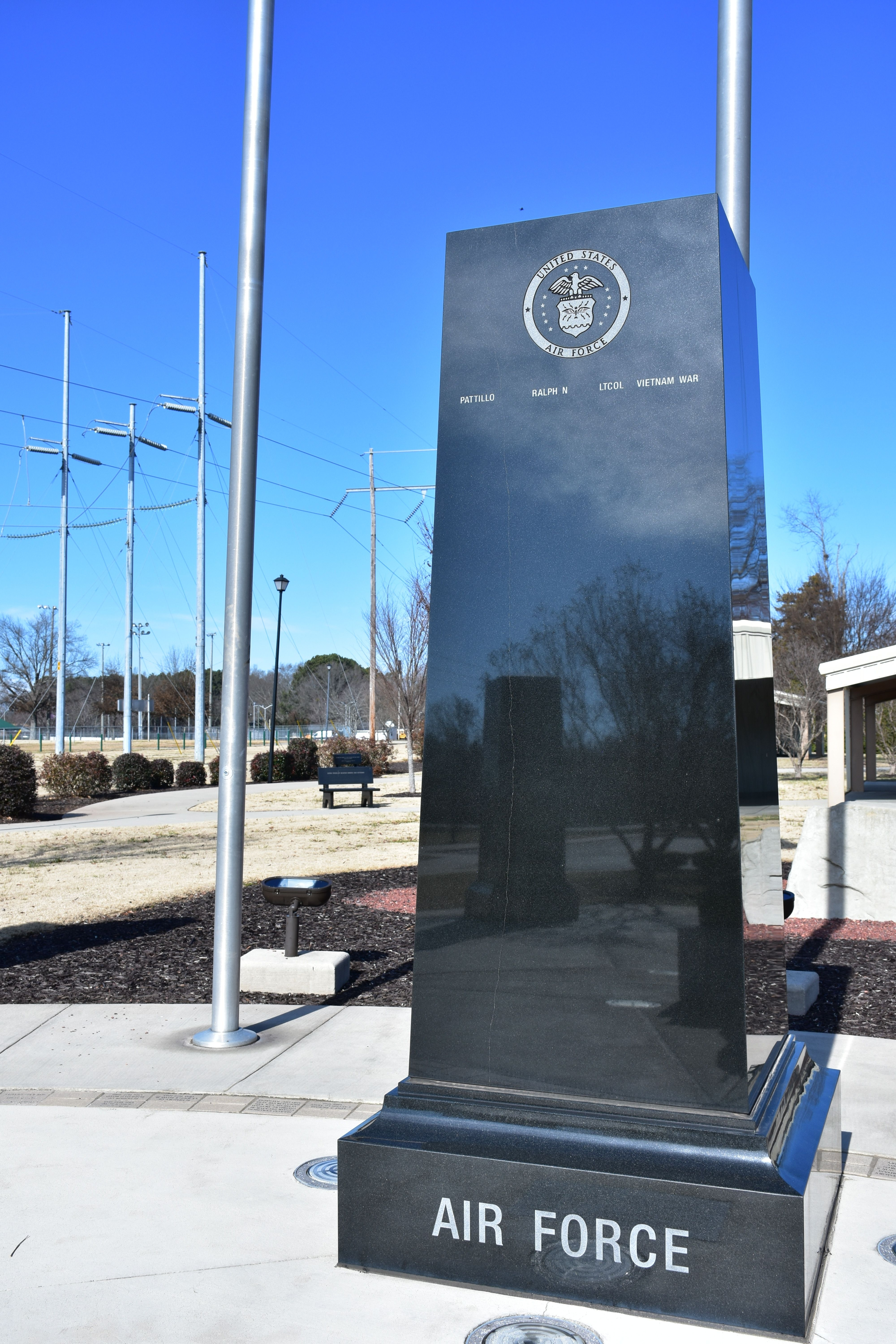 Air Force Marker