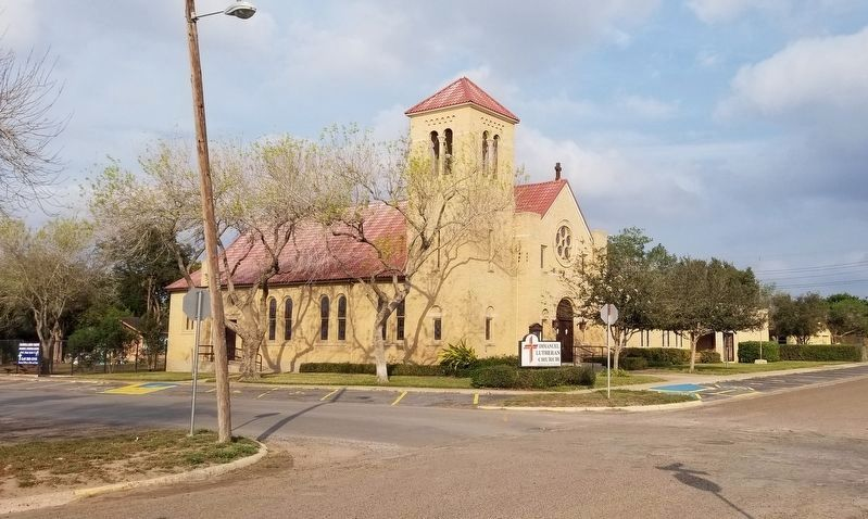 Immanuel Evangelical Lutheran Church image. Click for full size.