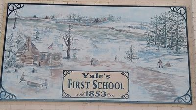 Yale Historical Mural #8 image. Click for full size.