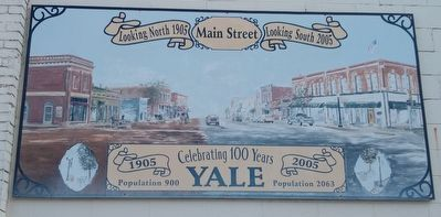 Yale Historical Mural #13 image. Click for full size.