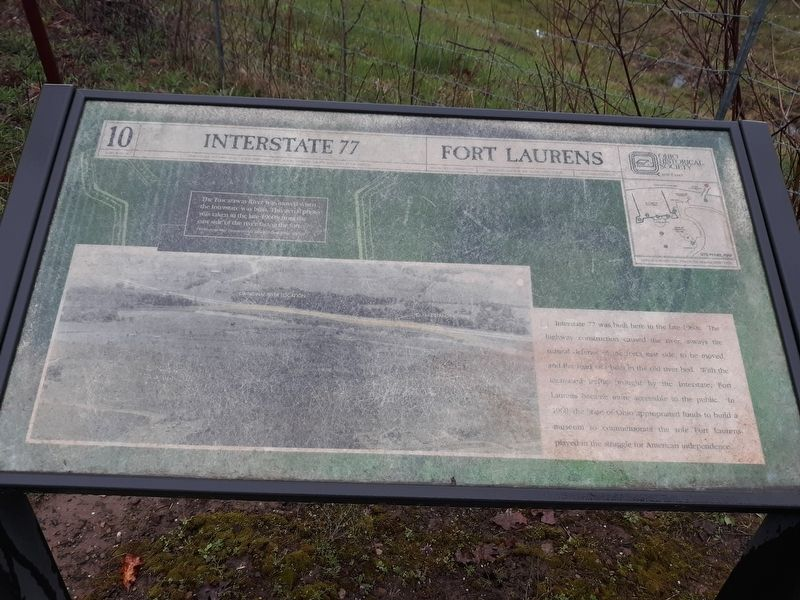 Interstate 77 Marker image. Click for full size.