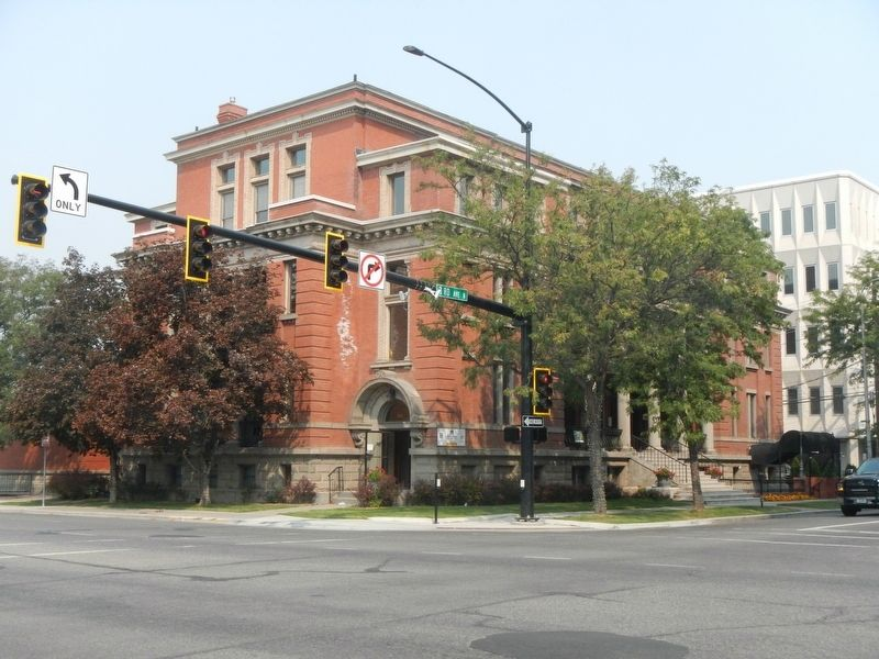 Billings Chamber of Commerce Building image. Click for full size.
