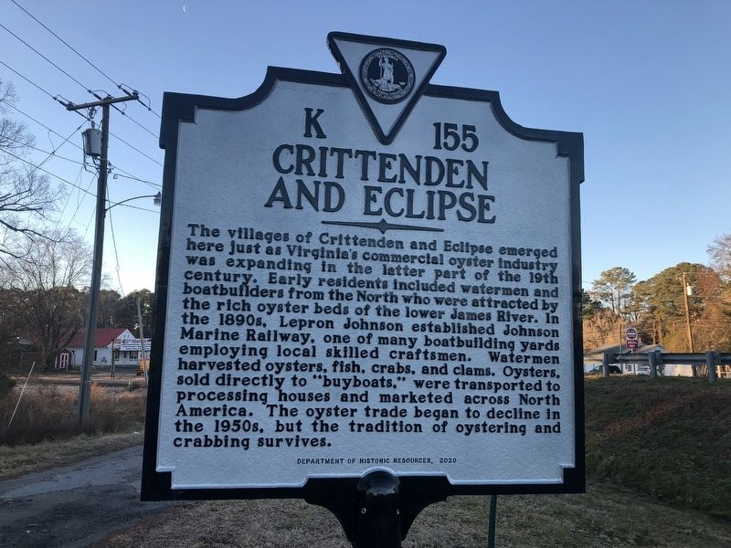 Crittenden and Eclipse Marker image. Click for full size.