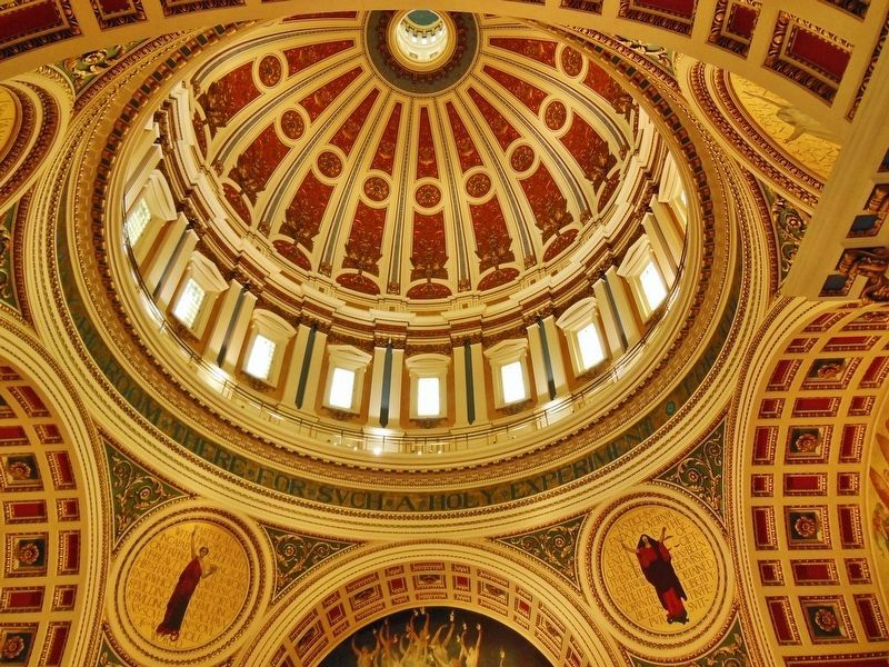 Pennsylvania Capitol Dome image. Click for full size.