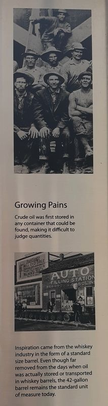 Growing Pains Marker image. Click for full size.