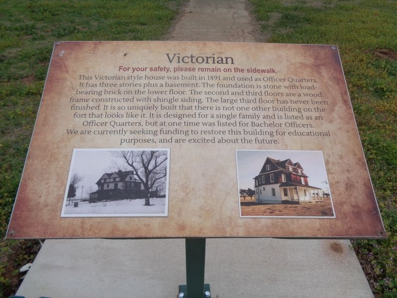 Victorian Marker image. Click for full size.