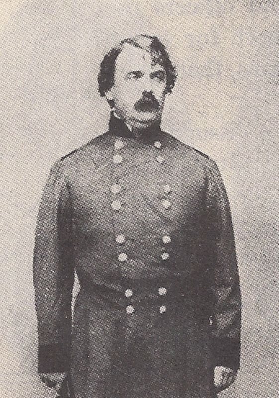 Brig. Gen. James S. Jackson image. Click for full size.