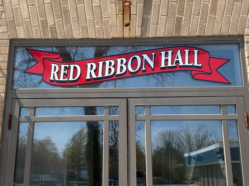 Red Ribbon Hall image. Click for full size.
